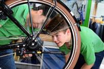 e-Bike Akku und der Einfluss des Reifendrucks