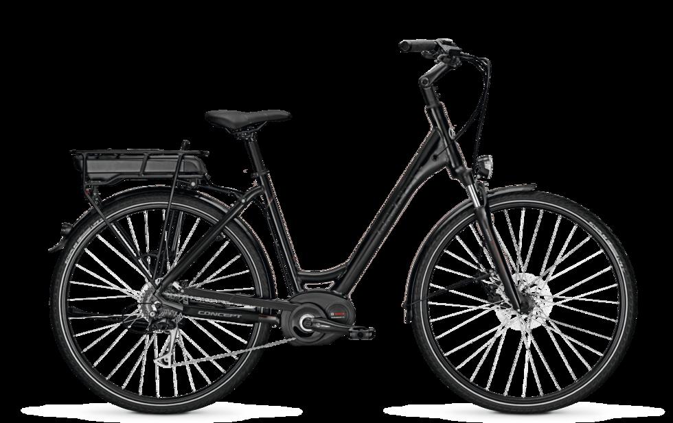 Kalkhoff Trekking e-Bike Pro Connect Bosch 9 2017 Tiefeinsteiger