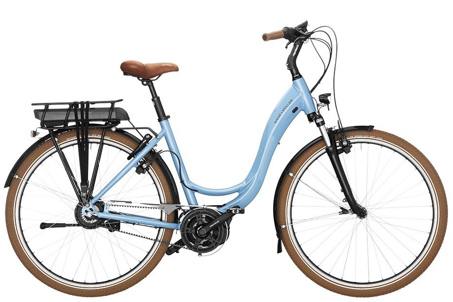 Riese & Müller Swing Vario Urban 2019 - pastel blue