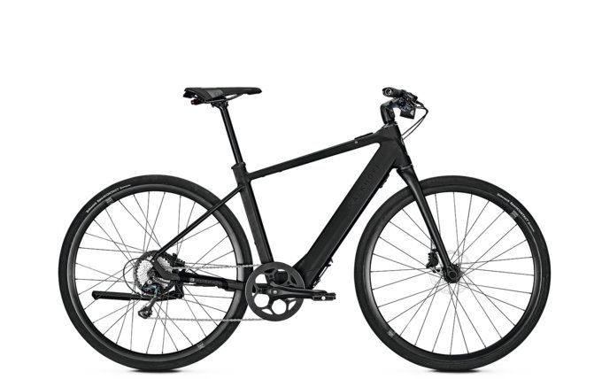 Kalkhoff Berleen Pure Advance G10 City e-Bike / Urban e-Bike 2018