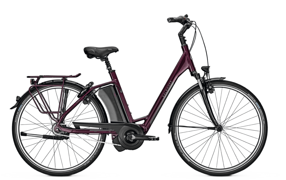 Kalkhoff Select Impulse 8 2017 Tiefeinsteiger violett