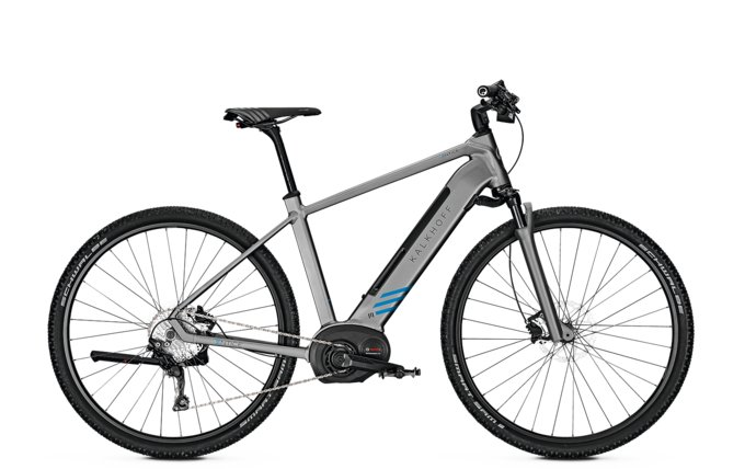 Kalkhoff Entice Advance B10 Cross e-Bike 2018