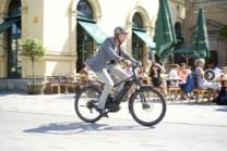 e-Bike und Fahrtraining