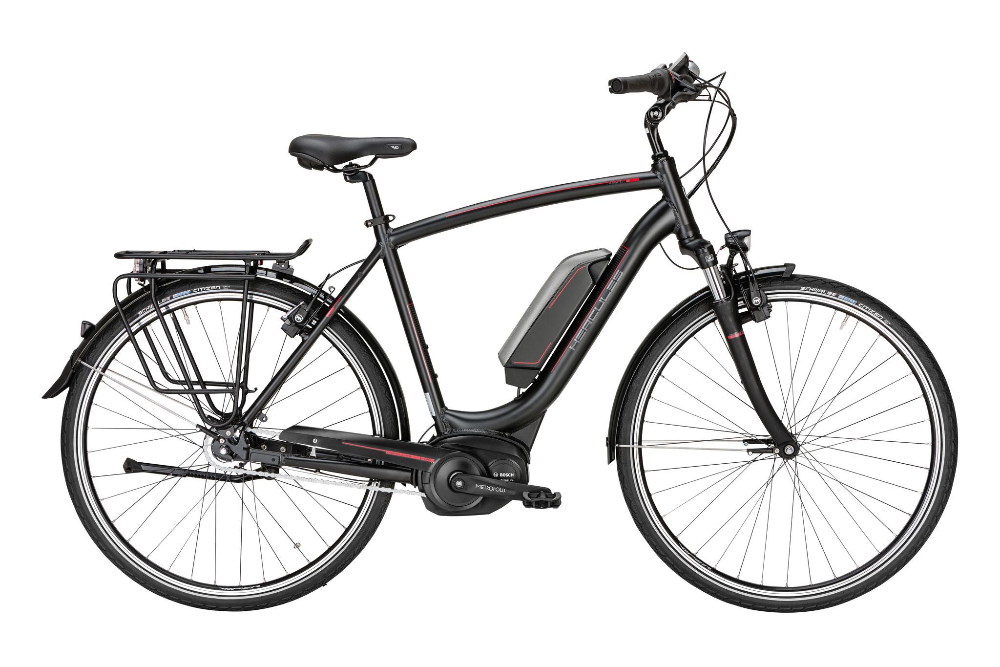 e-Bike Diamantrahmen Hercules Roberta