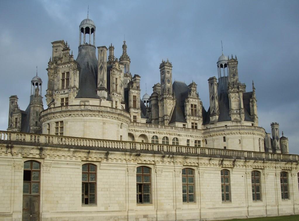 Visite guidée Châteaux de la Loire