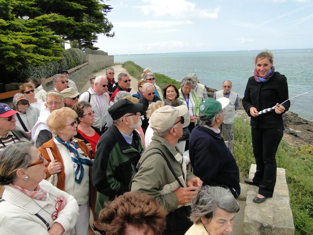 Visite Golfe du Morbihan