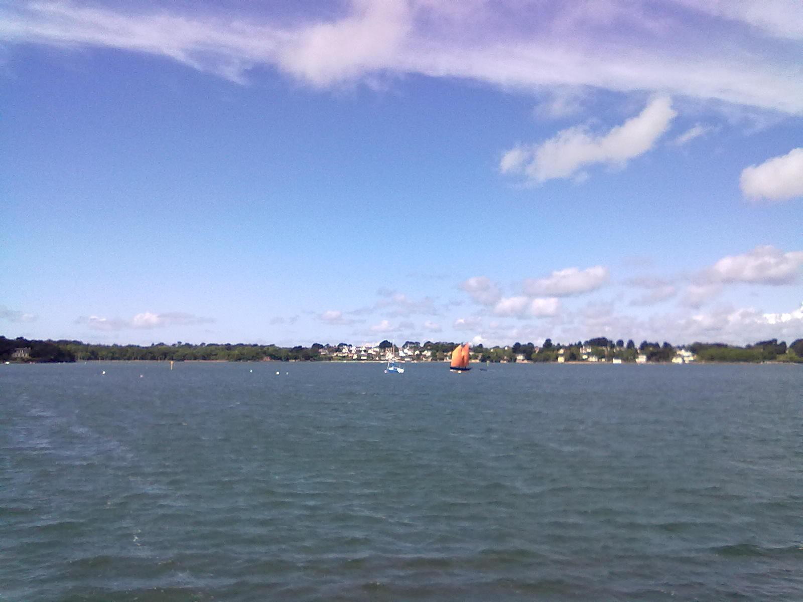 Découvrir le Golfe du Morbihan en randonnant