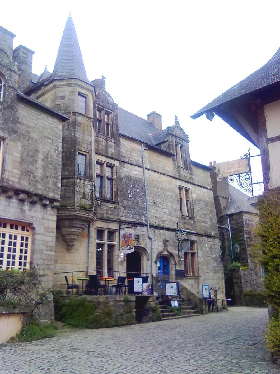 Visite guidée Rochefort en Terre