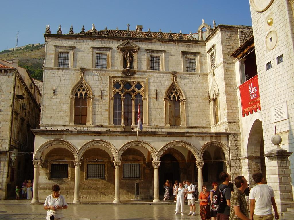 Accompagnement de groupe Dubrovnik