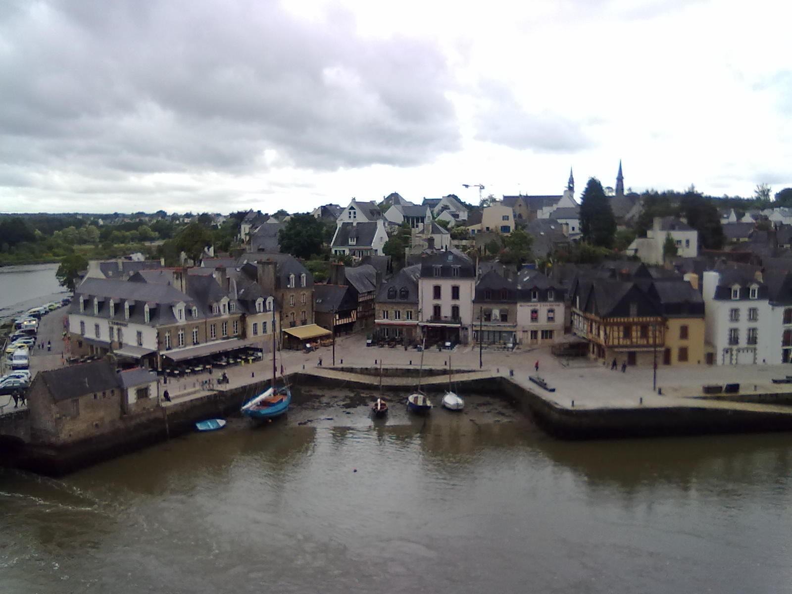 Visite guidée Auray Saint Goustan
