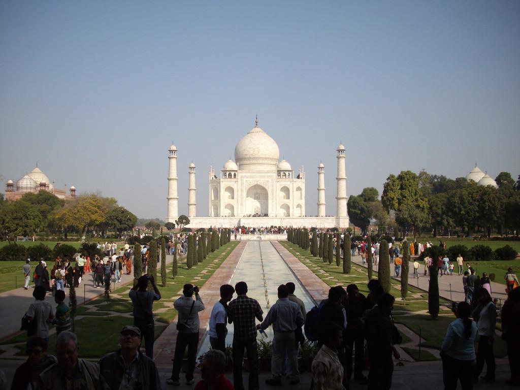Accompagnement de groupe en Inde