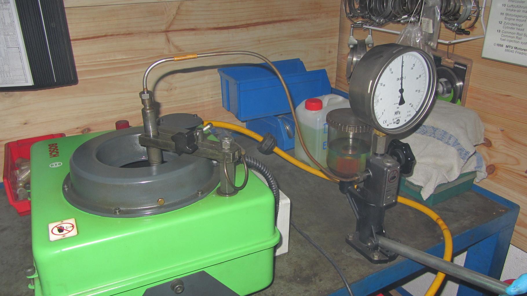 Overhaul of fuel-injectors