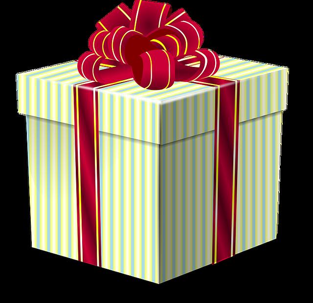 Immer noch kein Geschenk ?