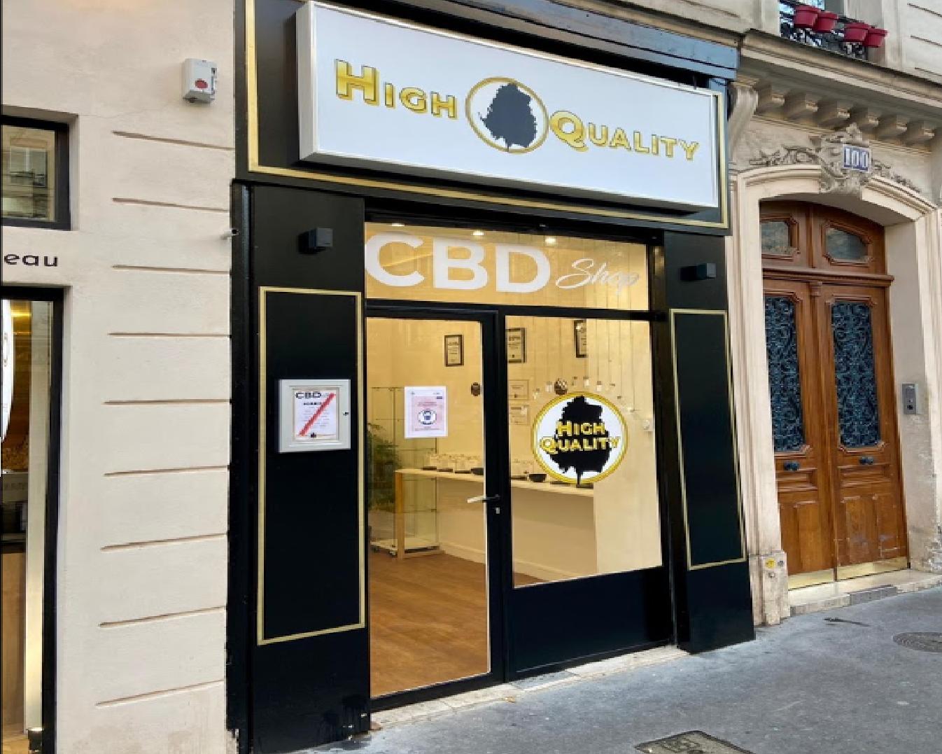 High Quality CBD Shop