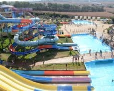 Tamaris Aquapark Casablanca- Maroc on point
