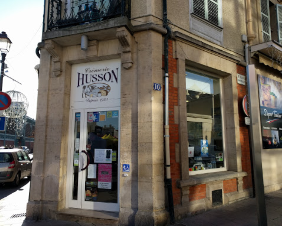 Crémerie fromagerie Husson