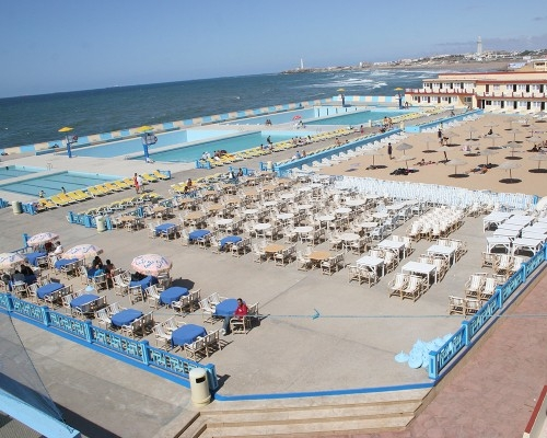 Piscine Miami Plage Casablanca Piscines Fitness Club Made In Chalons En Champagne
