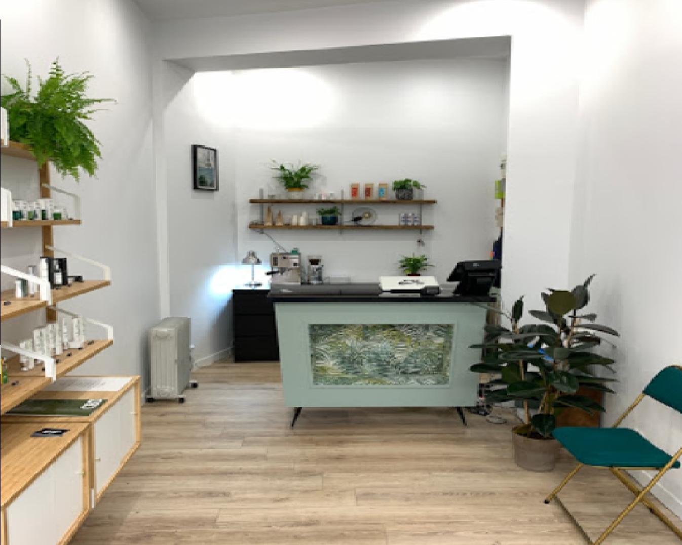Greener CBD Shop