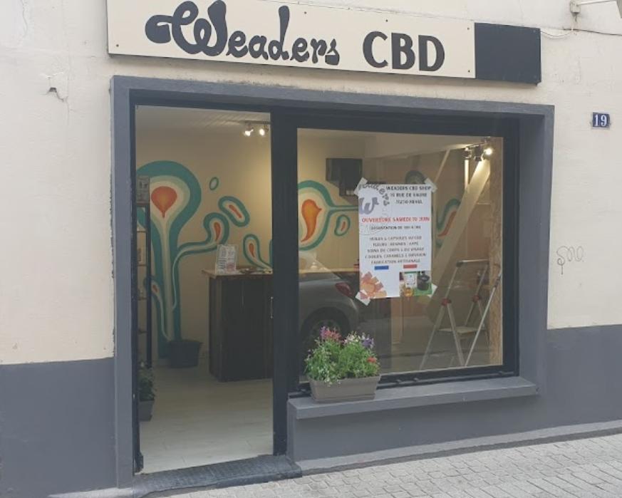 Weaders CBD Revel