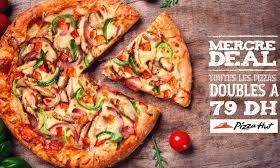 Pizza Hut Sidi Maarouf Casablanca - Maroc on point