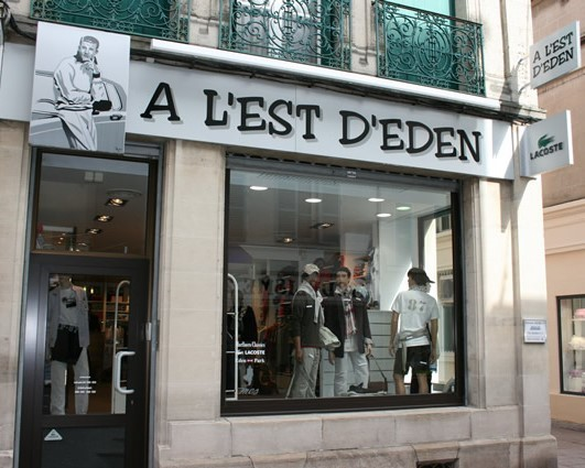 A L'est D'eden