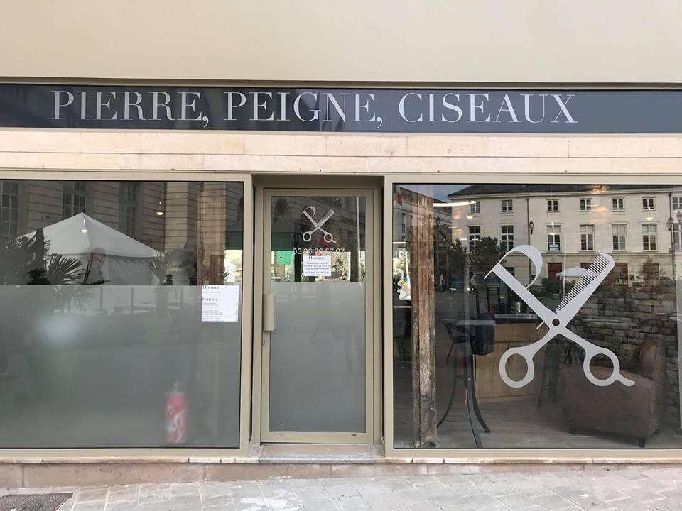Salon de coiffure Pierre Peigne Ciseaux
