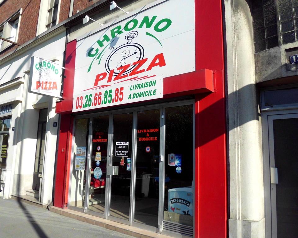 Chrono Pizza