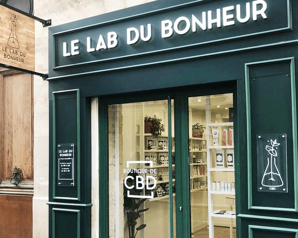 Le Lab du Bonheur