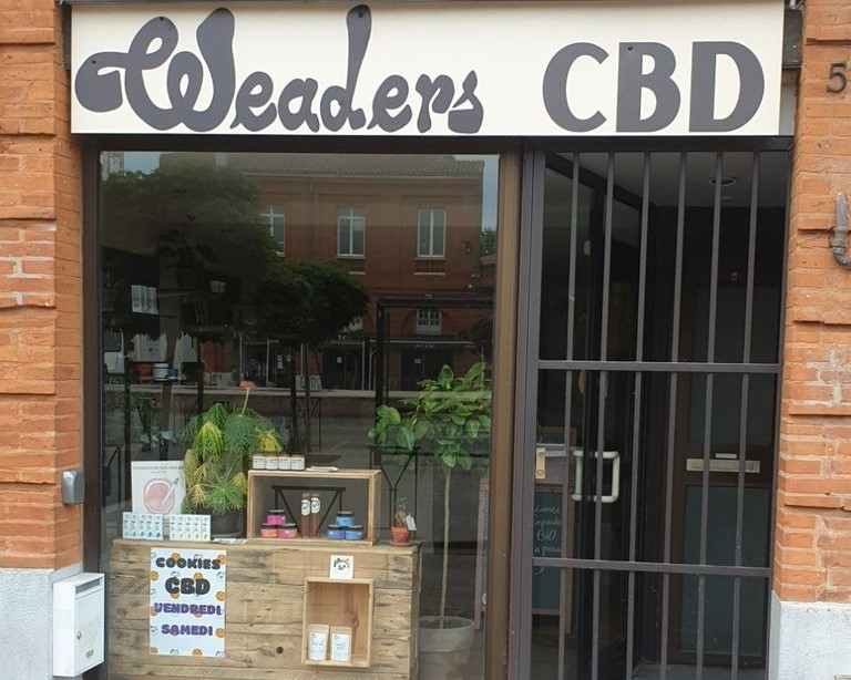Weaders CBD Toulouse