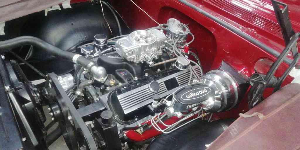 taller de restauración de autos antiguos y clásicos