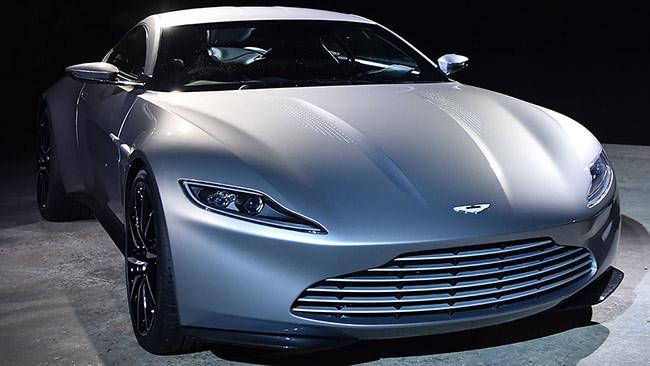 Aston Martin - taller mecanico en queretaro
