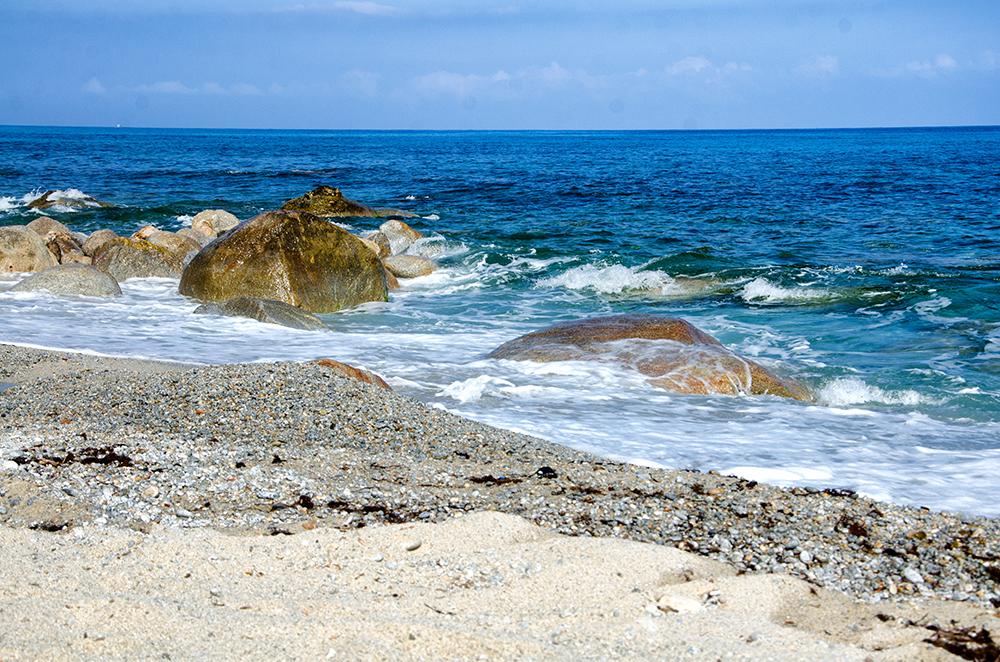 Fototapete Blaues Meer