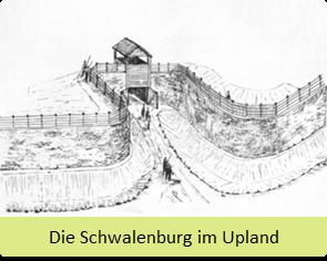 Die Schwalenburg im Upland