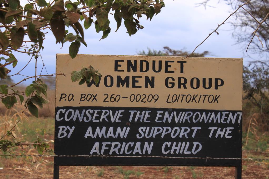 2010 wurde die Baumschule der Enduet eröffnet