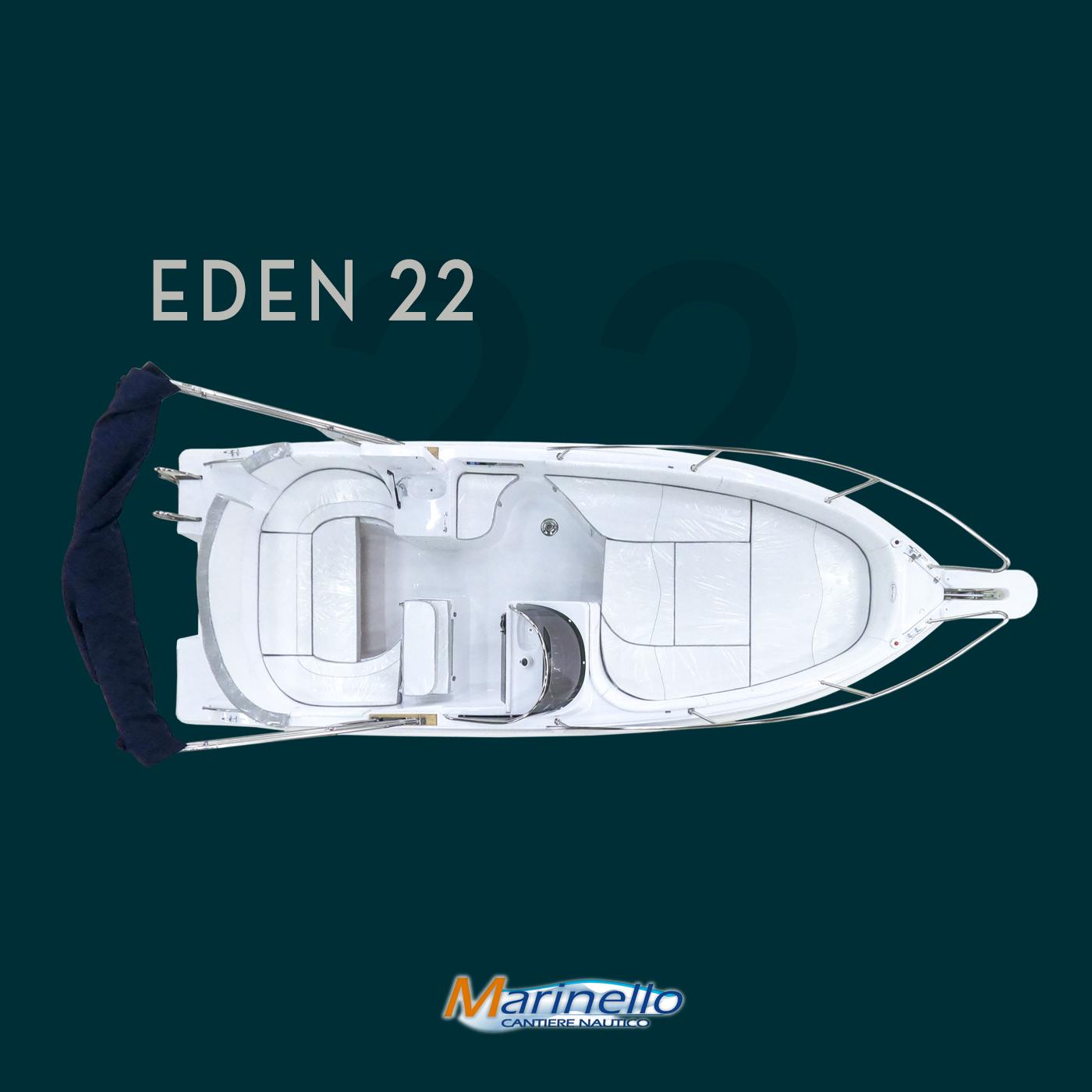 Marinello Eden 22 - von oben