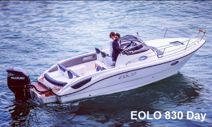 EOLO 830 Day