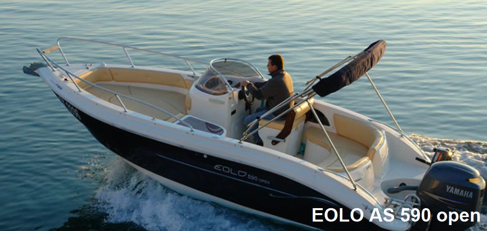 EOLO AS 590 open