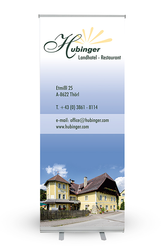 Roll-Up Landhotel & Restaurant Hubinger