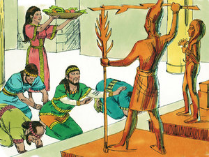 Les Israélites se sont bien souvent livrés à l'idolâtrie ! Les dieux Baal et Astarté sont ceux qui sont le plus souvent cités dans la Bible (ainsi que Tammuz et la reine du ciel). Mais on y trouve aussi l'adoration l'horrible Moloch infanticide !