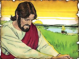 Paul nous explique que Jésus, bien que de nature divine, n'a pas chercher à usurper la position de Dieu. Au contraire, il a pris la condition de serviteur, il s'est abaissé et il est devenu obéissant jusqu'à la mort.