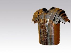 La cuirasse de la justice équipement soldat chrétien Bible