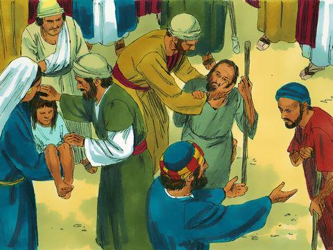 Furieux, les chefs religieux juifs veulent faire mourir les apôtres, mais un pharisien du nom de Gamaliel leur dit avec sagesse, de les laisser faire car si cette œuvre vient des hommes elle disparaîtra, par contre si elle vient de Dieu, ils ne pourront