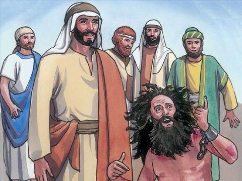 Les démons disent à Jésus : «Que nous veux-tu, [Jésus,] Fils de Dieu? Es-tu venu ici pour nous tourmenter avant le moment fixé?» De toute évidence, les démons savent qu'ils n'ont qu'un temps limité.