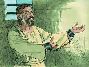 L'apôtre Paul était emprisonné à Rome. Il est resté fidèle jusqu'à la fin.n