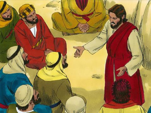 Vous, vous êtes ceux qui avez persévéré avec moi dans mes épreuves; c'est pourquoi je dispose du royaume en votre faveur, comme mon Père en a disposé en ma faveur. Ainsi, vous mangerez et boirez à ma table dans mon royaume.