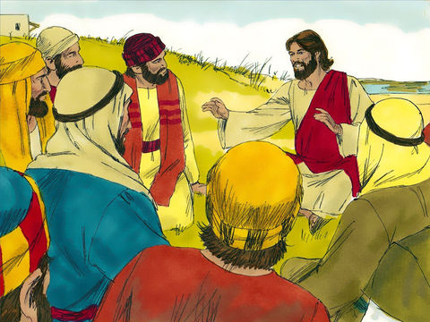 Jésus nous demande de prier en tout temps, de rester en éveil pour avoir la force d'échapper à tous ces évènements. Avoir la force d'échapper à la tentation, à la peur, aux pressions, aux persécutions en priant, en restant conscient du sens des évènements