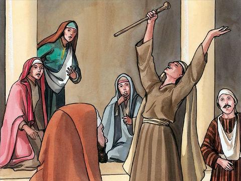 Jésus a déjà chassé des esprits mauvais. Lorsque Jésus était sur terre, il a chassé de nombreux démons et ainsi guéri de nombreuses personnes possédées et atteintes de divers troubles.