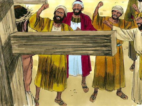 Les paroles du roi David qui s'appliquent dans un premier temps à lui-même, sont aussi des prophéties concernant Jésus-Christ. Est-ce que cela signifie que David est Jésus-Christ ? Non.