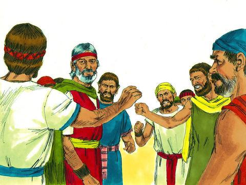 L'histoire du peuple hébreu est caractérisée par des rebellions incessantes contre Jéhovah Dieu. De ce fait, ils se sont la plupart du temps retrouvés sous la domination d'autres peuples ou engagés dans des guerres destructrices.