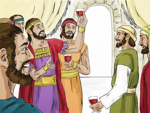 La Parabole de l'homme riche et Lazare de Jésus. Que symbolise l'homme riche?